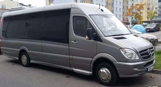 Autobusų nuoma Vilniuje ekskursijoms