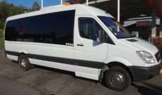 MERCEDES BENZ VAN RENTAL