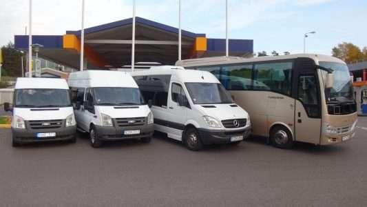 Atsinaujino tinklalapis mikroautobusų nuoma