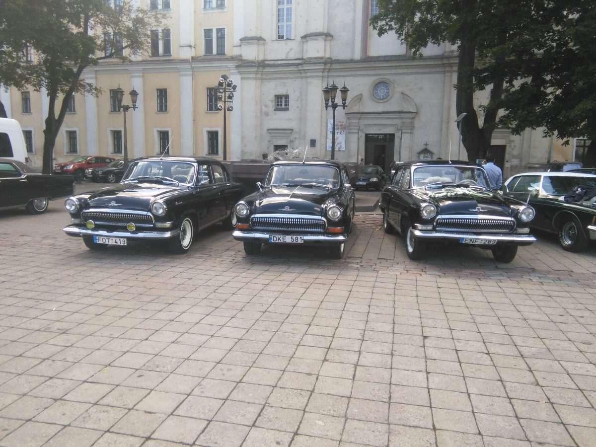 Automobilio nuoma Vilniuje – GAZ 21 Volga 1967m. 4 vietų.