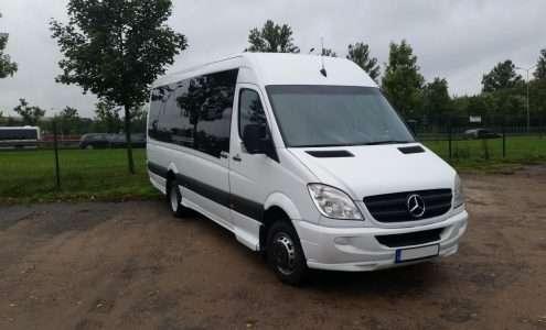 Mikroautobusų nuoma Vilniuje - Atnaujinome transporto parką ! - Jau galite užsakyti Mercedes-Benz Sprinter 30 vietų !