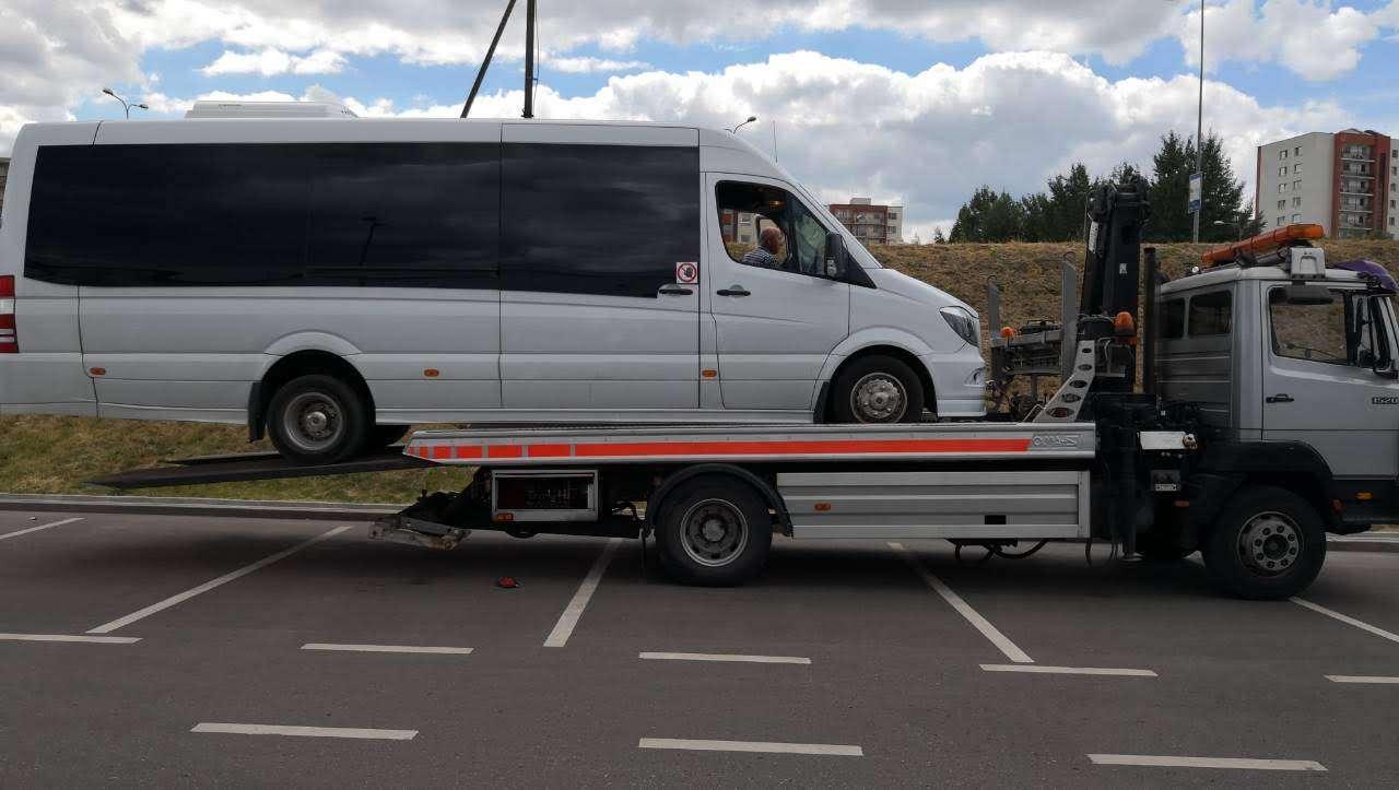 Technine pagalba kelyje Vilniuje kainos